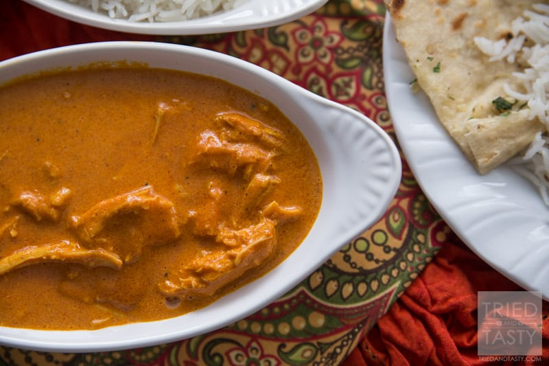 easy butter chicken tikka masala recipe