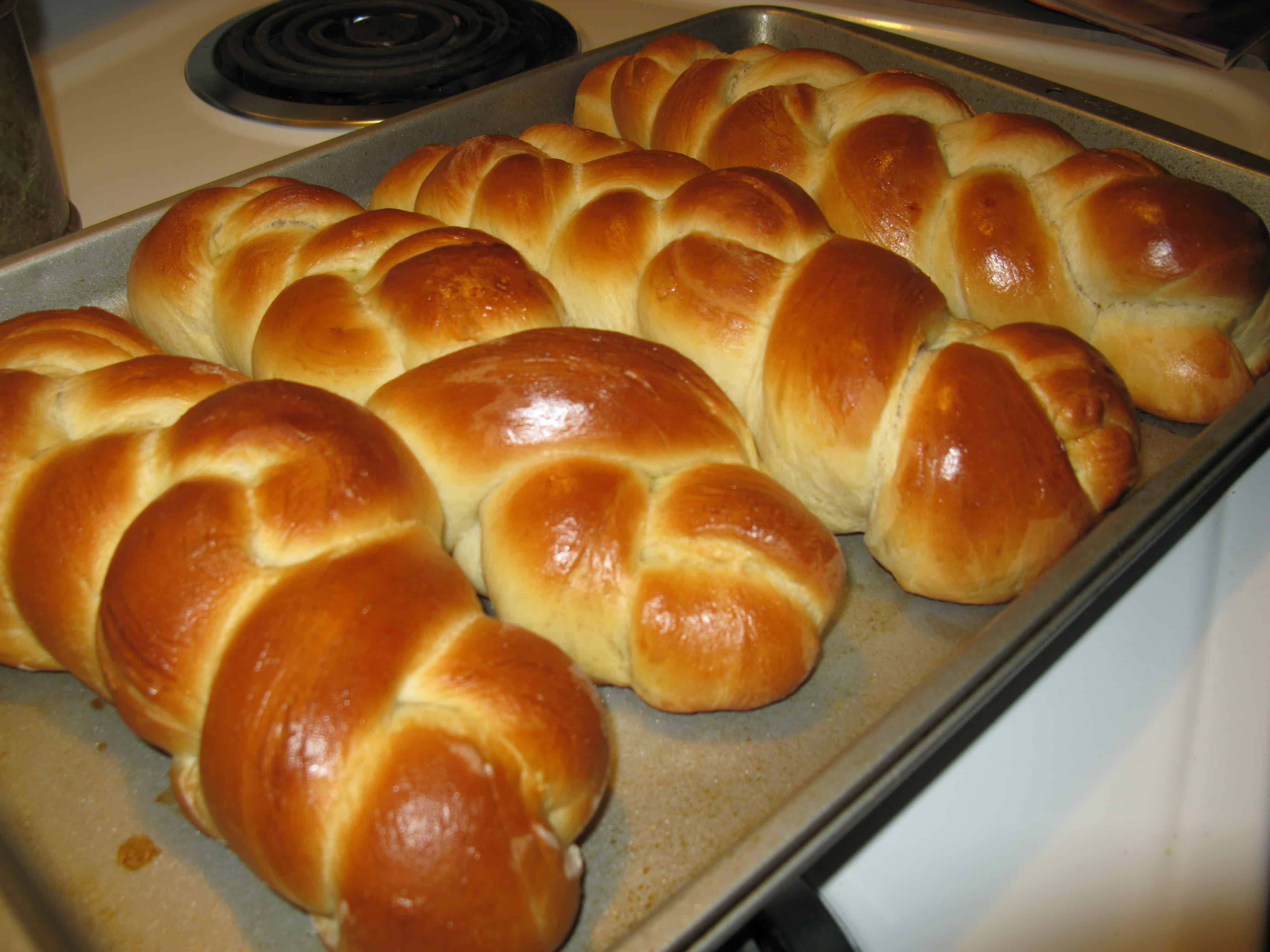 Best Basic Challah - Tried and Tasty