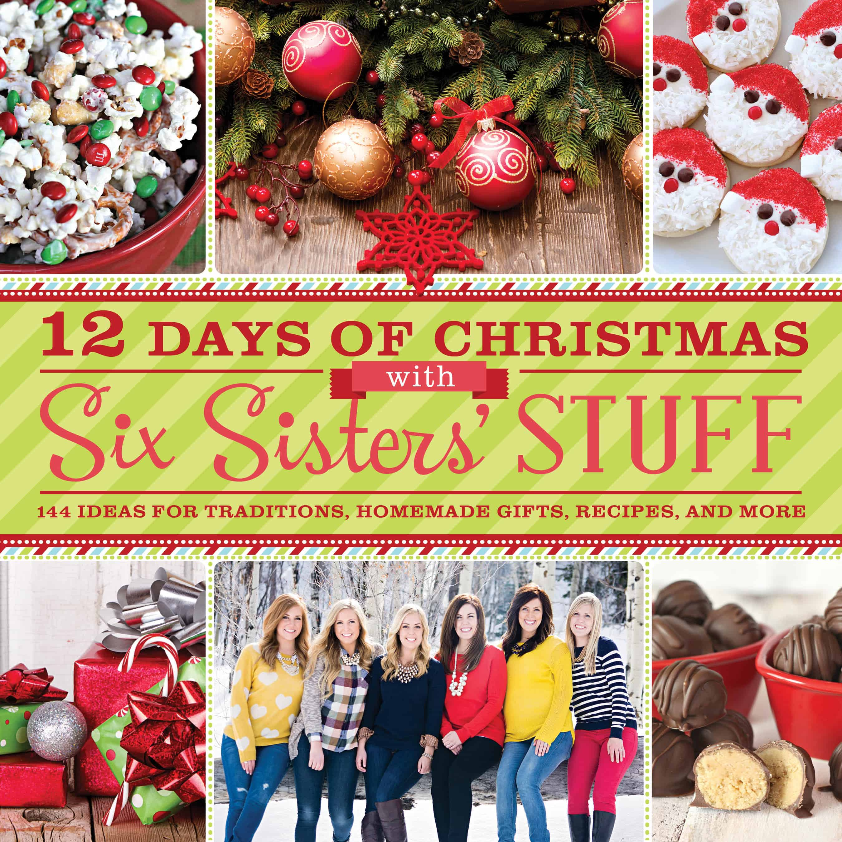12 Days Christmas Six Sisters Stuff