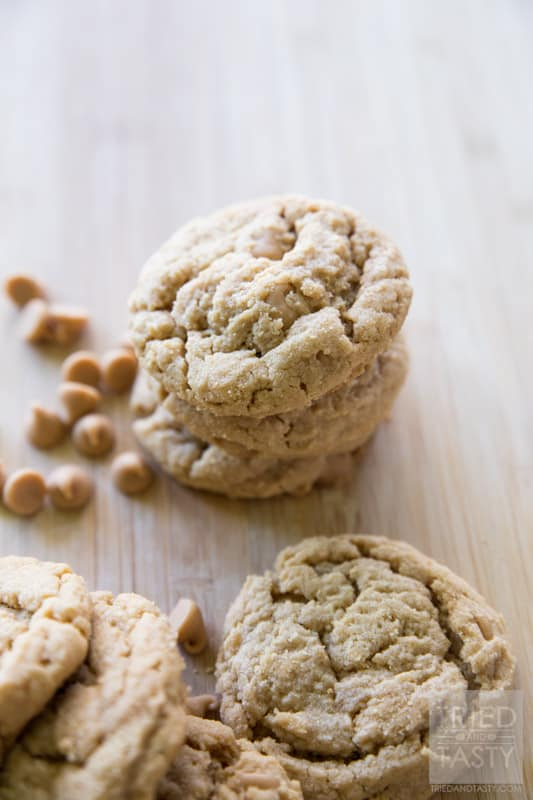 Peanut Butter Cookies // Tried and Tasty