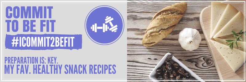 My Fav Healthy Snack Recipes // Tried and Tasty