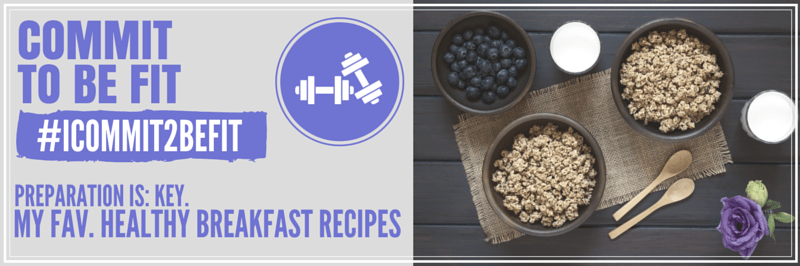 My Fave Healthy Breakfast Recipes // Tried and Tasty