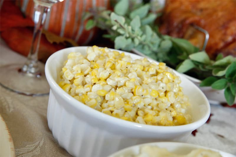 Creamy Sweet Corn - Tried and Tasty