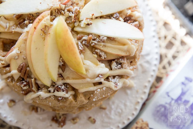 ... pie waffles looking to amp up your nutrition in whole wheat apple pie